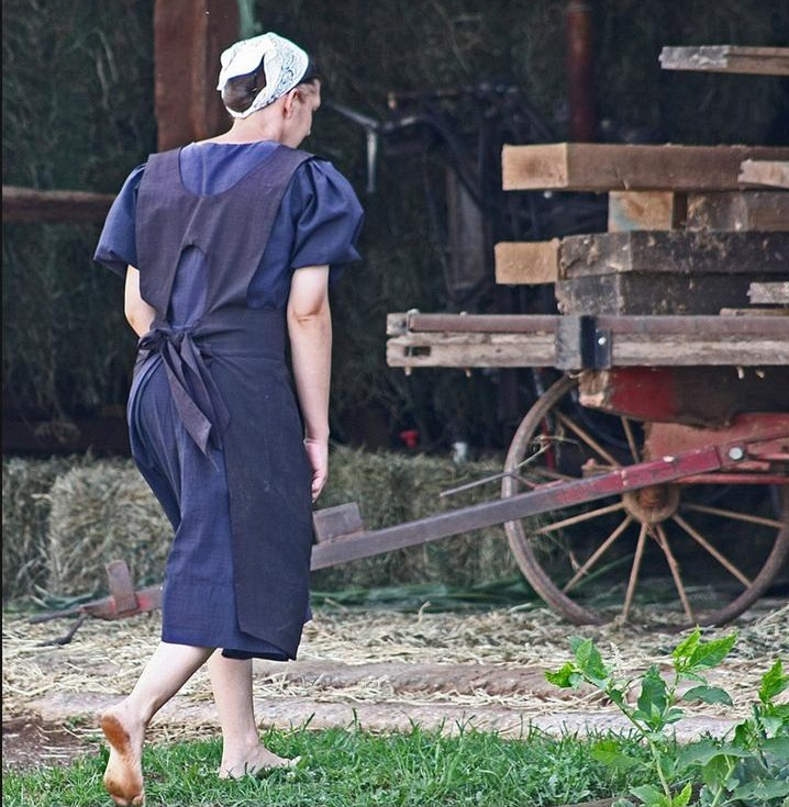 Amish and incest women are sexually assaulted with no recourse.