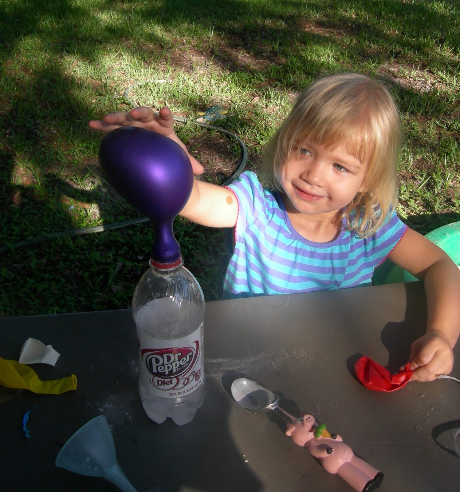Easy Science Experiment For Kids