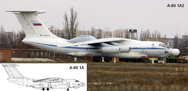 лазерный комплекс воздушного базирования А-60  Сокол-Эшелон