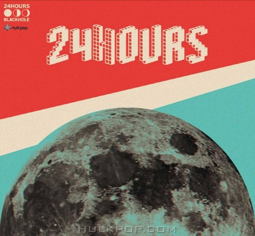 24Hours – BLACKHOLE – Single