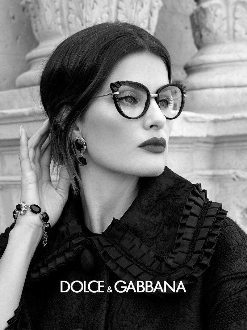 Dolce & Gabbana Eyewear's spring 2020 advertising campaign