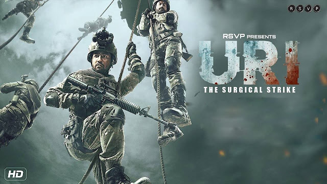 URI The Surgical Strike Full HD Movie Download  2019