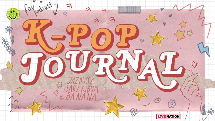 podcast kpop journal ep 1