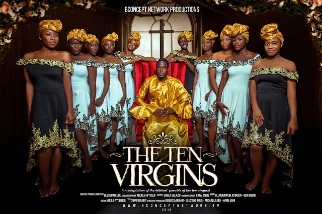 THE TEN VIRGINS nigerian movie