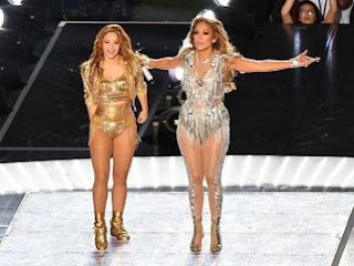 Watch the All songs performance at 2020 Super Bowl halftime show with Shakira, Jennifer Lopez  (JLo,)