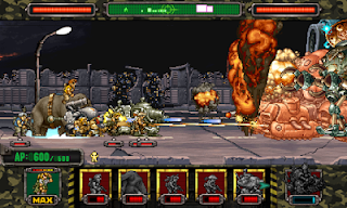 Metal Slug Attack terbaru Mod apk v1.19.0 (Unlimited AP)