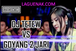 Dj Remix Goyang Dua Jari Tetew mp3 Enak Banget Cocok Buat Pagi | Laguenak.com