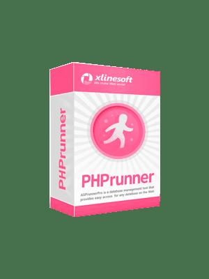 PHPRunner professional box Imagen