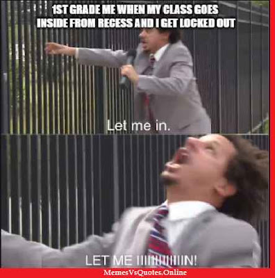 Let Me In Memes