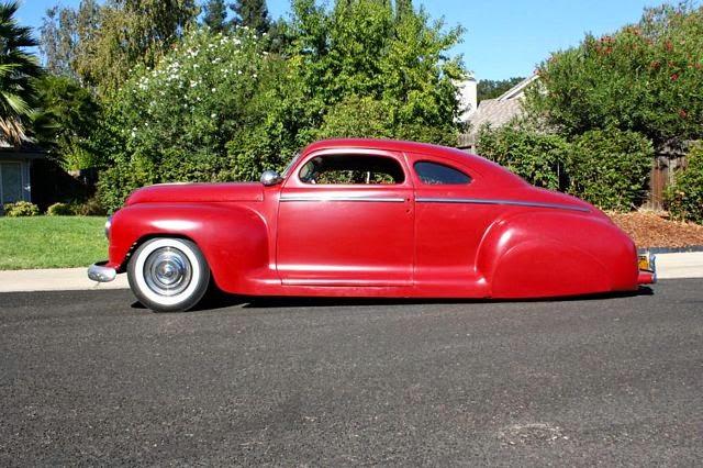 Chevrolet Club Coupe Chopped Custom For Sale Rodcitygarage Com