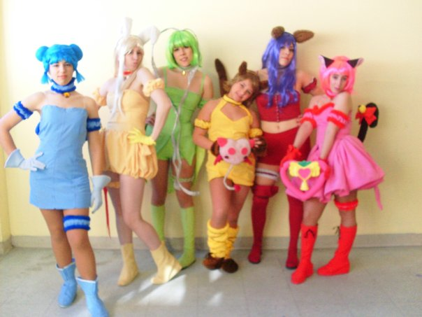 Mew Mew Forever More Berry Cosplay Pics With Web Link