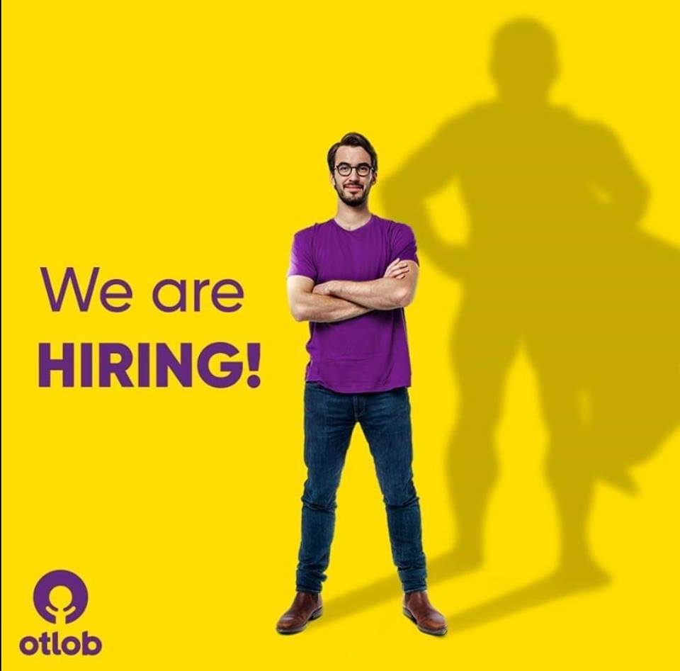 Otlob is hiring Customer Service Advisors