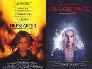Stranger Things recria cartazes de filmes de terror dos anos 70 e 80, e o resultado é incrível