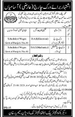 Government Jobs 2021, Public Health Engineering Department
