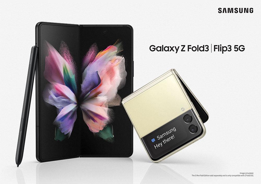 Samsung announces Galaxy Z Fold3 5G and Galaxy Z Flip3 5G