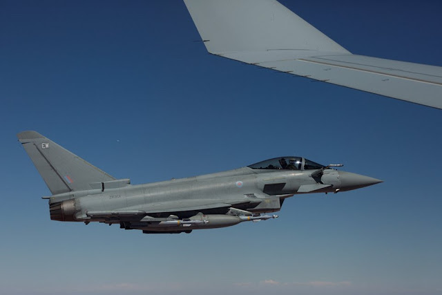 RAF AIR STRIKES AGAINST DAESH