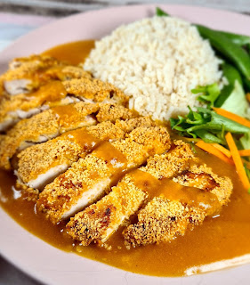 Chicken Katsu Curry slimming world curry