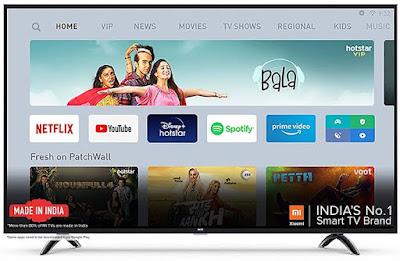 smart TV under 20000 rupees year 2020