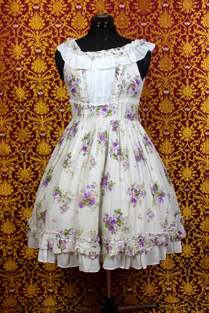 lolita fashion, lolita wardrobe, kawaii, jfashion, auris lothol, eglcommunity, magic tea party