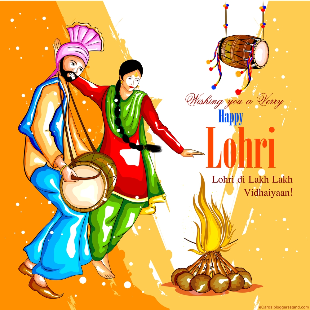 Happy lohri 2021 wishes messages
