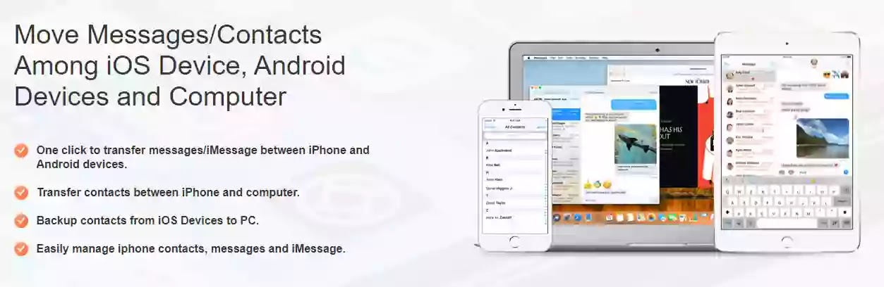 How to transfer whatsapp chats from Android to iPhone using iCarefone