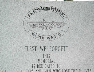 U.S. Submarine Veterans World War II Memorial at Indiantown Gap National Cemetery in Pennsylvania
