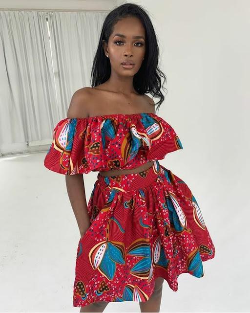2019 Beautiful Ankara Dresses to rock