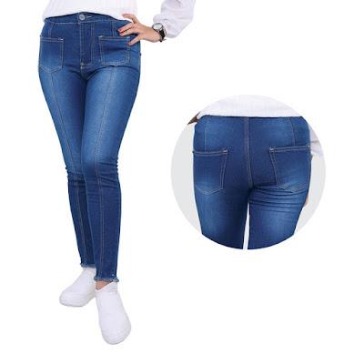 Celana Jeans Wanita Catenzo NU 160