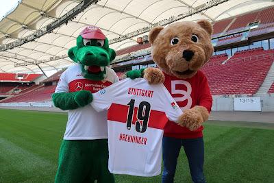Breuninger ist Sponsor vom VfB Stuttgart