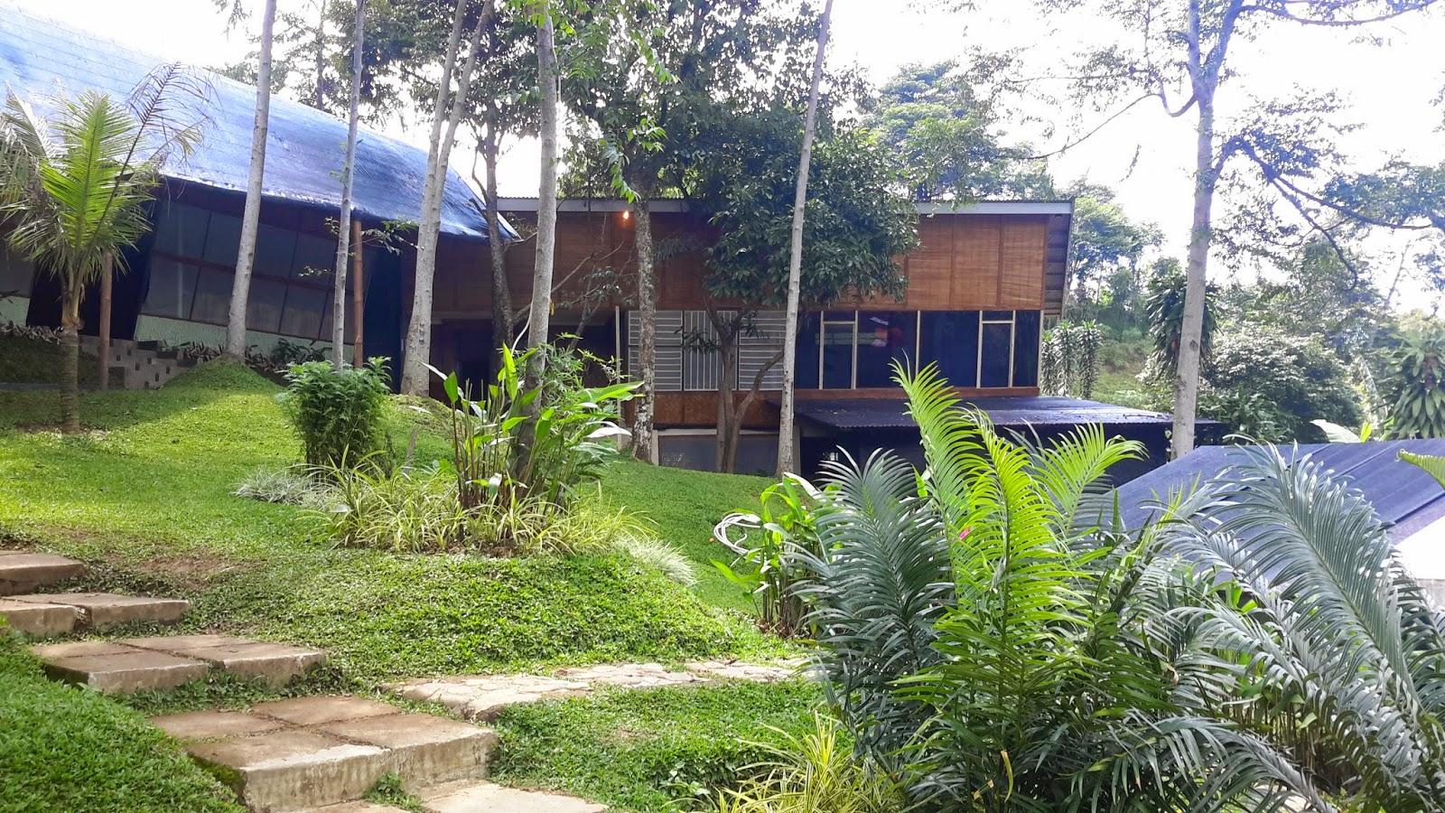 Wisata Alam Camping Sentul