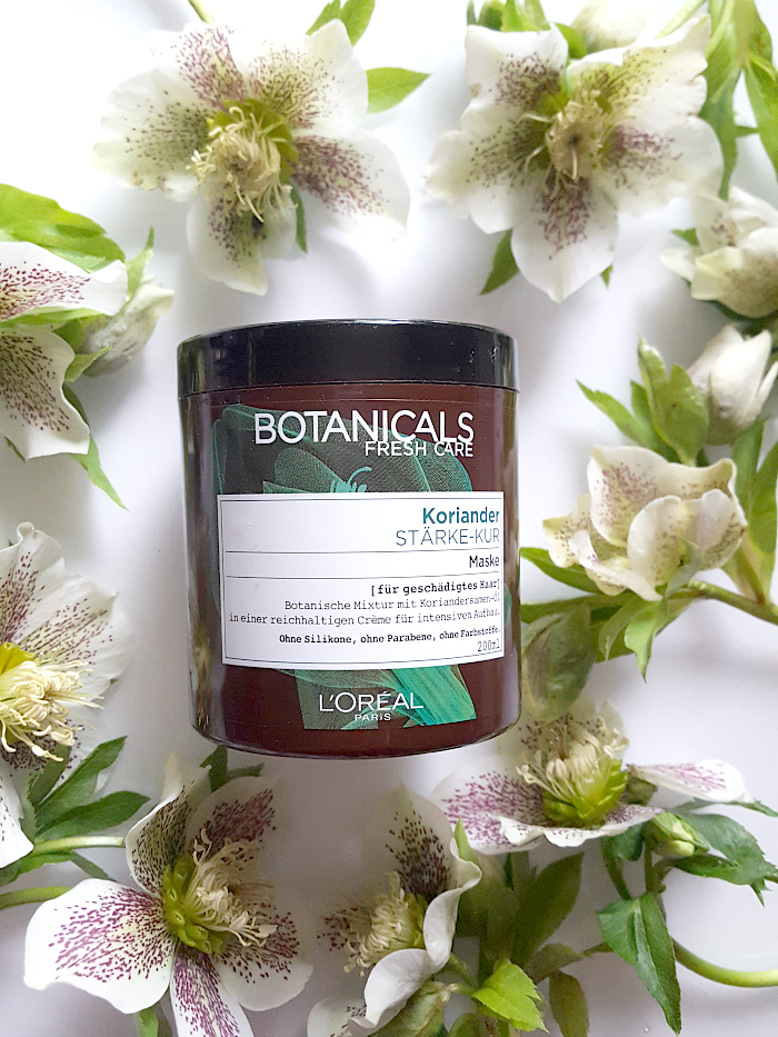 Review: Botanicals Fresh Care - Koriander Stärke-Kur -Maske