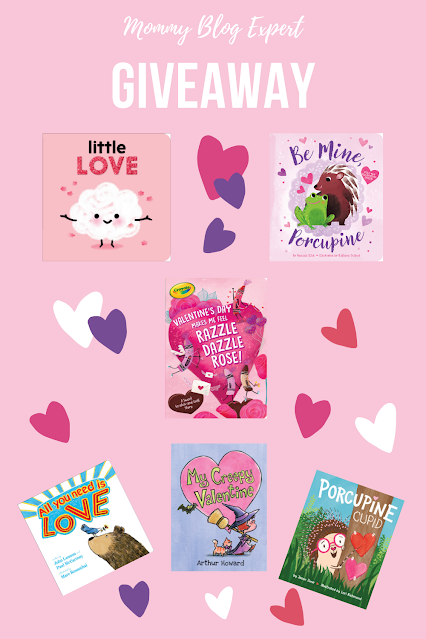 Giveaway Simon Schuster Kids Picture Books