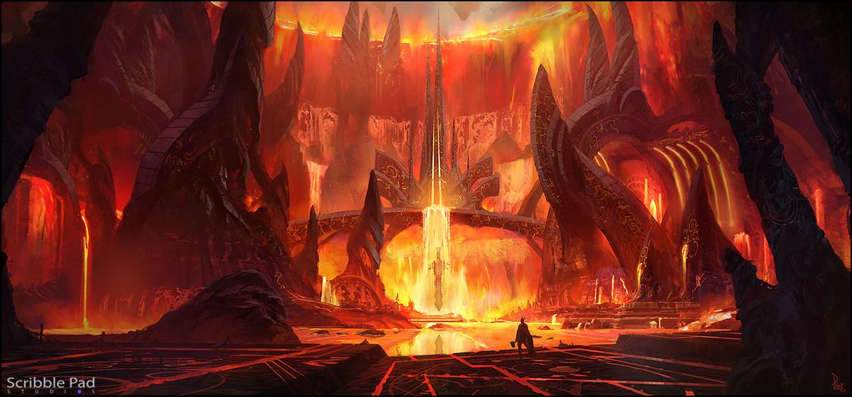 Aventura para D&D - El Diezmo - La Forja