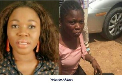 Popular Yoruba Actress Caught Stealing In Lagos For The Third Time.