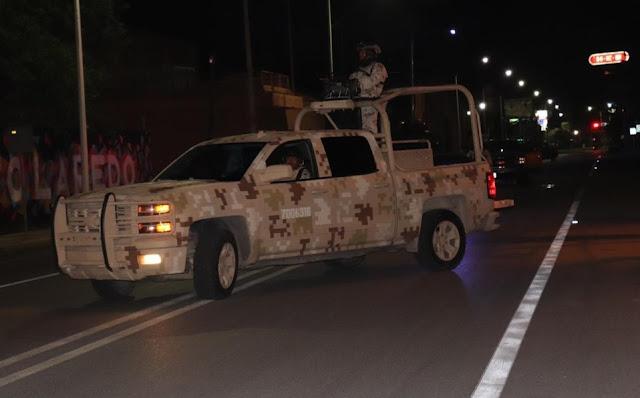 Esta tarde hubo balaceras en Nuevo Laredo, Guardia Nacional repele ataque de Sicarios del Cártel del Noreste hay 9 abatidos