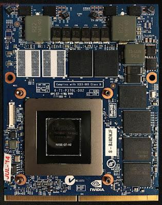 Nvidia GeForce GTX 680MX(ノートブック)ドライバーのダウンロード