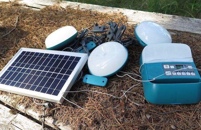 BioLite SolarHome 620