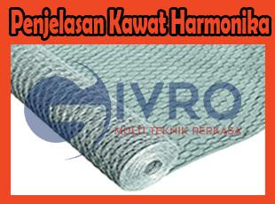 Jual Kawat Harmonika | kawatharmonika.net