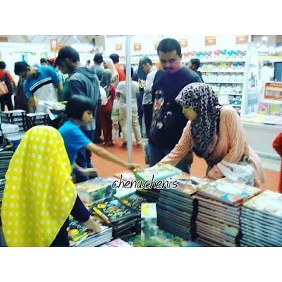 Pesta Buku Antarabangsa KL 2016, MAEPS