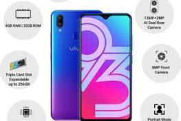 Vivo Y93, Smartphone Kekinian dengan Harga Terjangkau