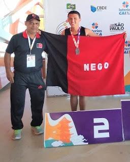 Paraíba ganha 66 medalhas e conquista 1º lugar do Norte/Nordeste nas Paralimpíadas