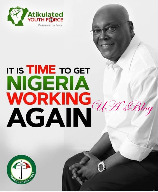 Atiku launches 2019 campaign, unveils 'The Atiku Plan'