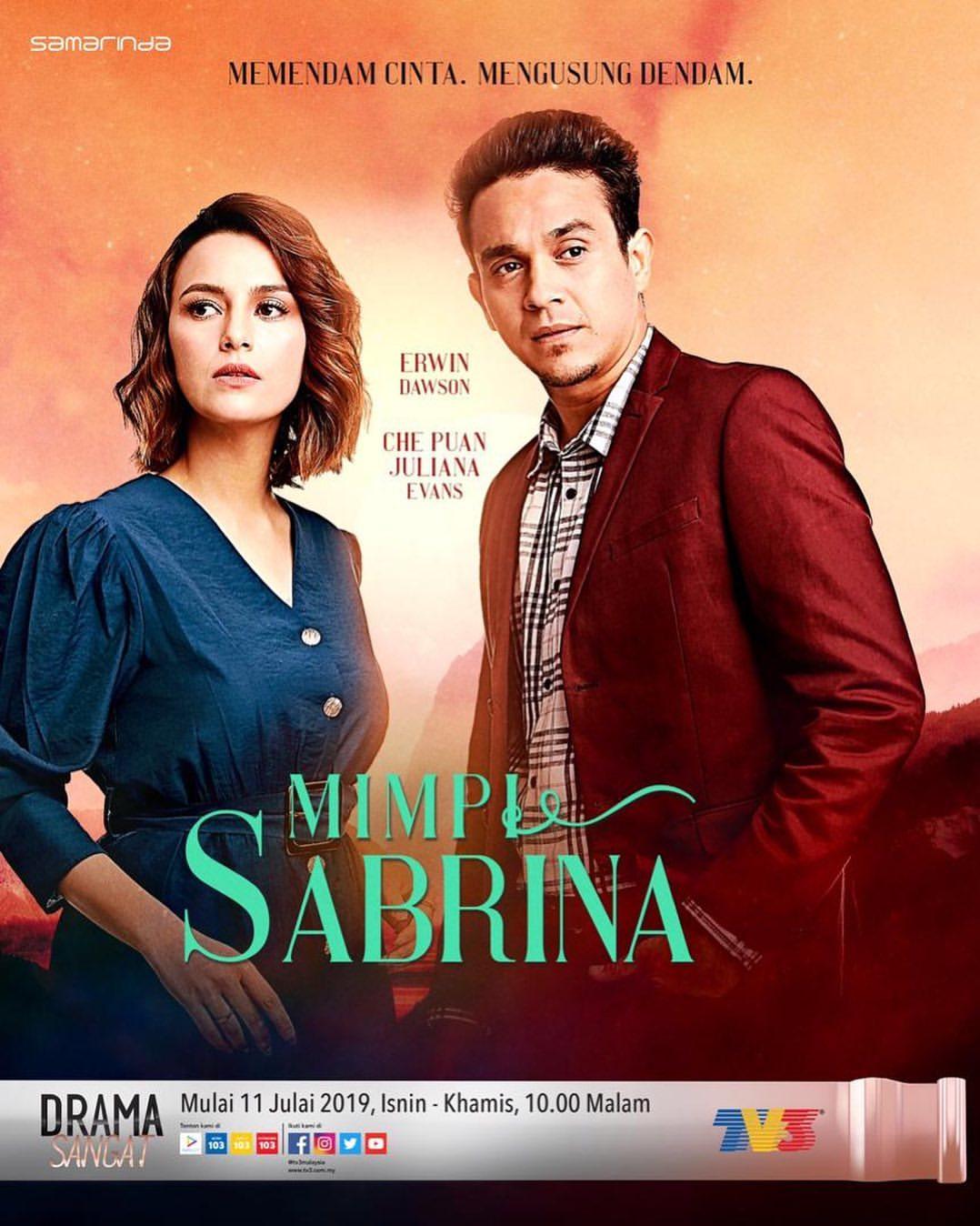 Mimpi Sabrina
