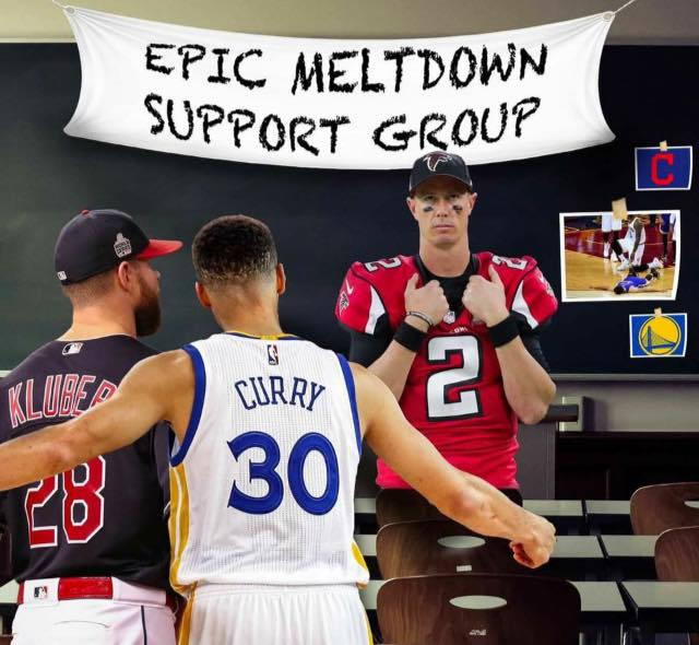 Epic meltdown support group