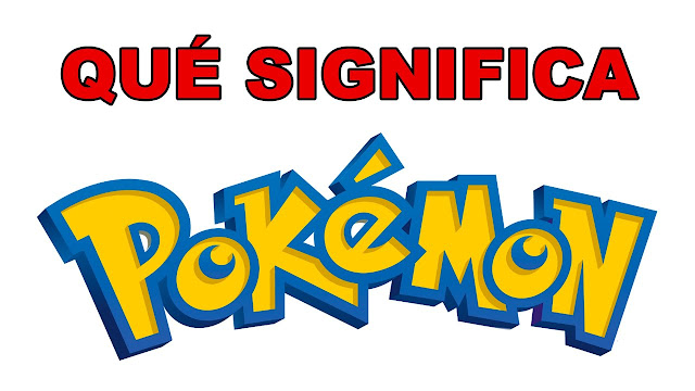 O que significa Pokémon: