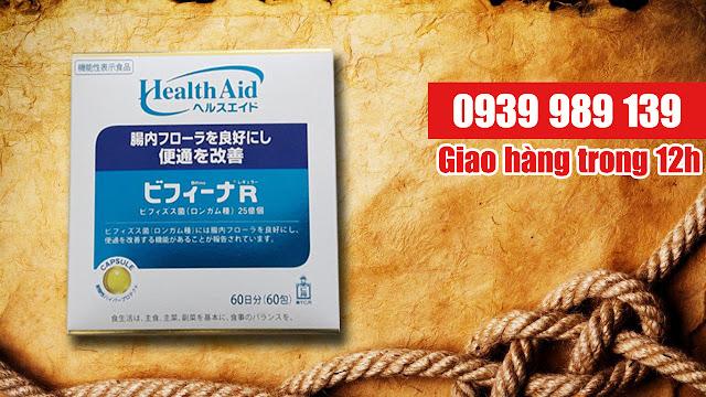 Đại lý bán men Bifina Japan quận 3 Tp Hồ Chí Minh