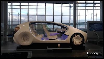 odaiba mega web car