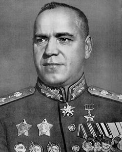 Στρατάρχης Γκεόργκι Κ. Ζούκοφ