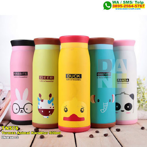 Termos Animal Karakter 500ml