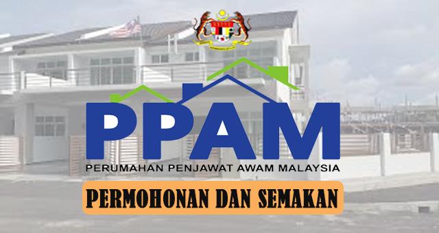 Ppam Permohonan Dan Semakan Perumahan Penjawat Awam Malaysia 2020 Jawatan Kosong Sabah